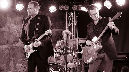 Bild för Boogie Leg, 2017-04-22, Hallsbergs Jazz- och Bluesklubb
