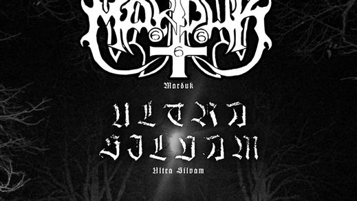 Bild för December Darkness with Marduk, Ultra Silvam etc, 2019-12-28, Dynamo (Fd Kulturkammaren)