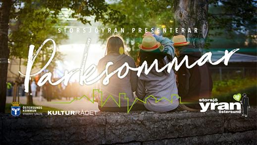 Bild för PARKSOMMAR 2021, 2021-07-16, Badhusparken