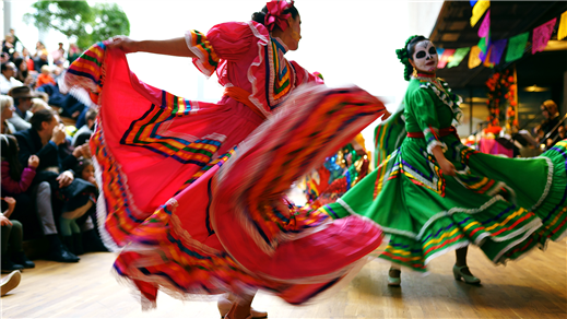 Bild för Dans: Mexicas, 2020-10-31, Världskulturmuseet