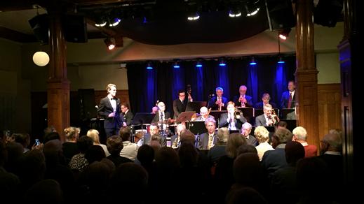 Bild för Hardes Big Band, extrakonsert, 2017-01-25, Musikföreningen Crescendo