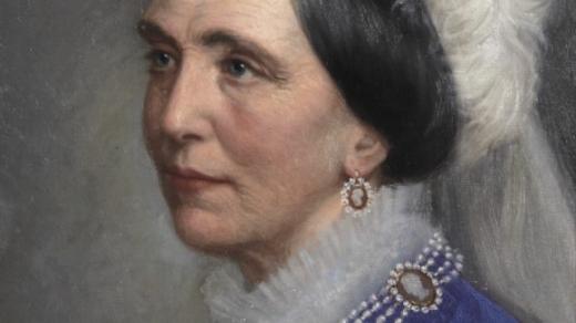 Bild för Drottning Josefina, 2020-12-03, Livrustkammaren
