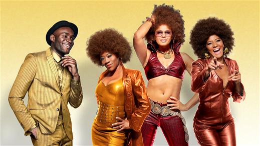 Bild för The Music of Motown feat. Afro – Dite!, 2017-04-01, Jönköpings Konserthus Elmia