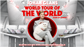 JOHAN GLANS-WORLD TOUR OF THE WORLD 15/9. KL 17:00