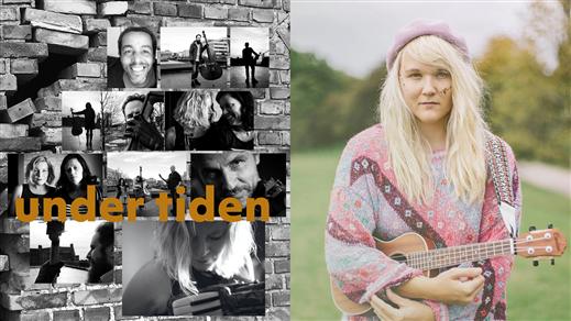 Bild för Under Tiden + Hanutten, 2021-11-11, medley – musik, mat & mer