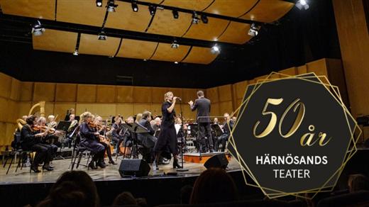 Bild för Nordiska Kammarorkestern, 2021-10-16, Härnösands teater/ Stora scenen