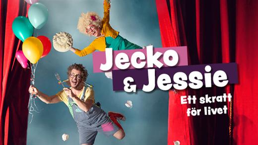 Bild för Jecko & Jessie - Ett skratt för livet, 2019-04-18, Intiman