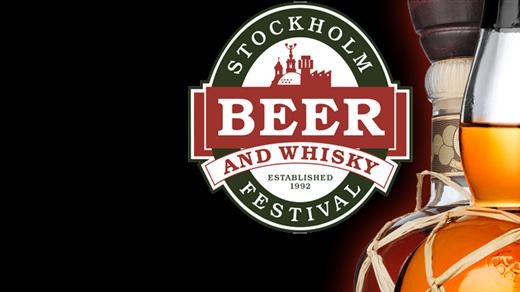 Bild för Stockholm Beer & Whisky Festival, 2019-09-26, NackaStrandsMässan