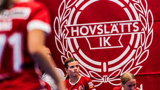 Bild för Hovslätts IK - Lindome IBK, 2020-10-17, A-Hallen Idrottshuset Jönköping