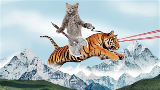 """Bild för Vänskapsbandet """"The Tiger-Tour"""", 2018-02-17, Närke kulturbryggeri"""
