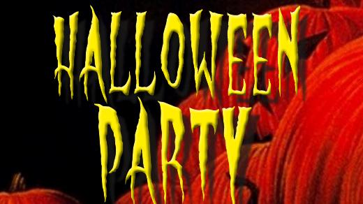 Bild för Halloweenparty 28/10, 2017-10-28, Sundspärlan