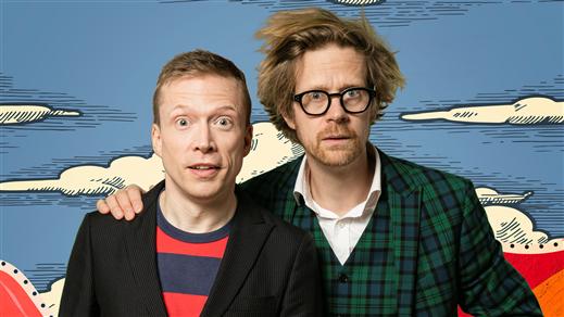Bild för Så funkar det – The show! Med Anders & Måns, 2021-06-05, Södra Teaterns Stora Scen