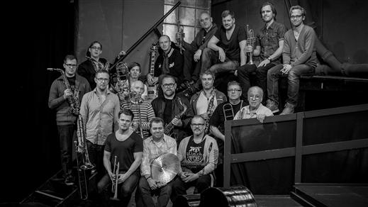 Bild för Stockholm Jazz Orchestra, 2019-09-20, Fasching