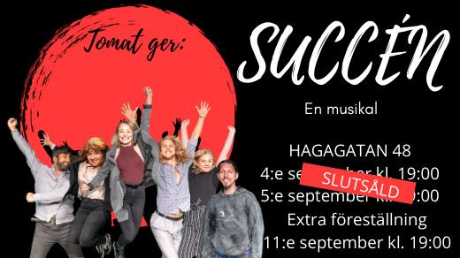 Bild för Succén, 2020-09-04, Improvisation & Co