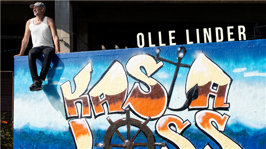 Bild för Konsert på Tonsalen - Olle Linders Kasta Loss, 2020-04-24, Teater Sláva, Tonsalen