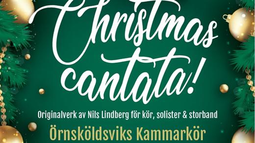 Bild för A Christmas cantata, 2019-11-24, Själevads kyrka