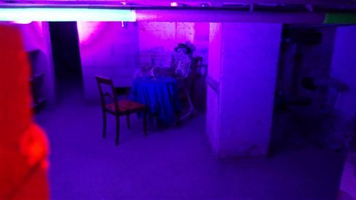 Bild för Spökvandring 20:30, 2018-11-01, Teatercaféet