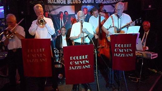 Bild för Jazzcafé med Double O`Seven, 2019-02-15, Hörsalen