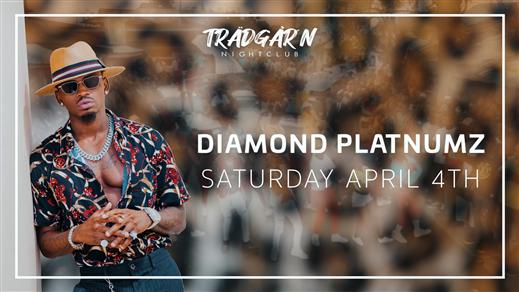 Bild för Diamond Platnumz (Live) - Trädgårn - Lördag 4 apri, 2020-04-04, TRÄDGÅR'N