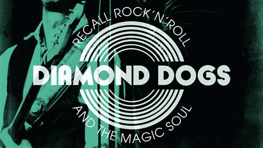Bild för Diamond Dogs + Dalaplan, 2019-09-21, Folk Å Rock