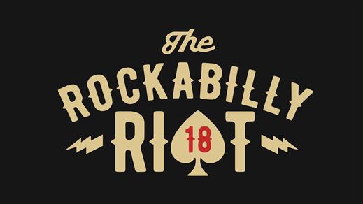 Bild för Rockabilly Riot 2018, 2018-04-28, Kajskjulet