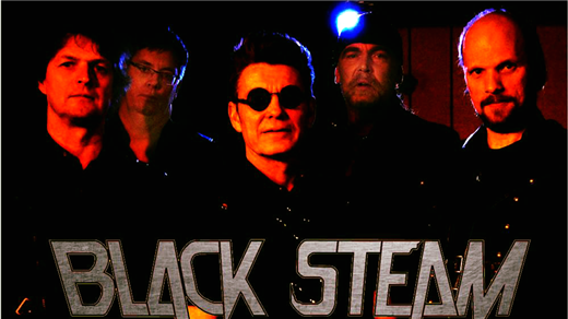 Bild för Black Steam + Emetropia, 2018-04-21, Palatset
