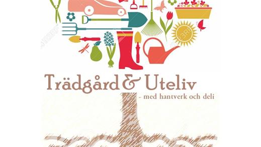Bild för Grundkurs trädgårdsdesign, 2020-05-09, Villa Långbers Tällberg Leksand