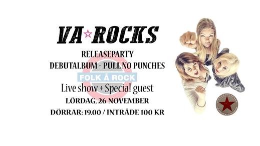 Bild för Va Rocks, 2016-11-26, Folk Å Rock