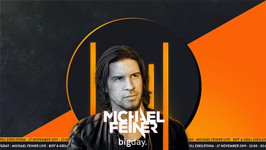 Bild för Bigday - Michel Fiener - Eskilstuna (Live), 2019-11-27, BIFF, Eskilstuna