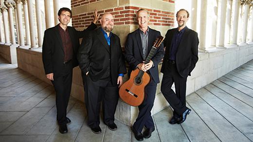 Bild för Los Angeles Guitar Quartet, 2017-10-14, UKK - Stora Salen G