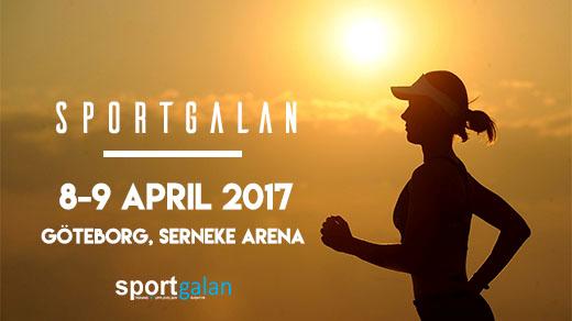 Bild för Sportgalan, 2017-04-08, Prioritet Serneke Arena