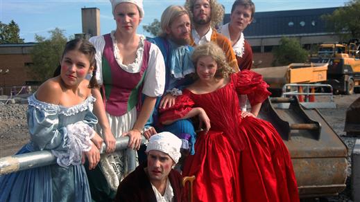 Bild för Den inbillade sjuke, 2020-03-24, Kulturhuset Storbrunn, Östhammar