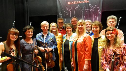 Bild för Hitmen Beatlemania, 2017-10-07, Jönköpings Teater