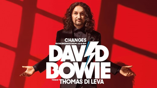 Bild för CHANGES - Thomas Di Leva tolkar David Bowie, 2018-04-13, Hamburger Börs