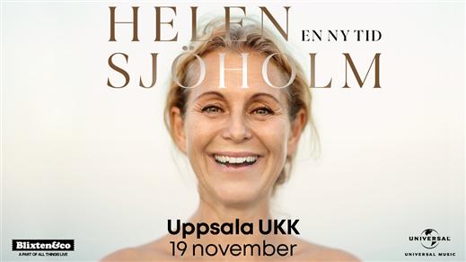 Bild för Helen Sjöholm - En ny tid, 2021-11-19, UKK - Stora salen