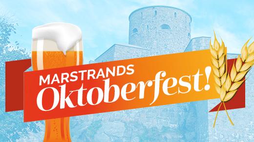Bild för Marstrands Oktoberfest, 2018-10-06, Carlstens Fästning