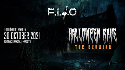 Bild för FIFO - THE REUNION / halloween Rave., 2021-10-30, NIVÅ