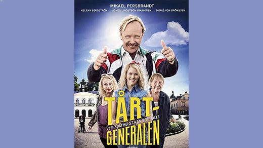 Bild för Tårtgeneralen (Sv. txt), 2018-03-12, Biosalongen Folkets Hus