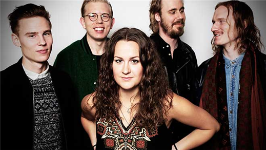 Bild för Ida Bang & The Blue Tears + Lisa Lystam Family Ban, 2016-12-15, Fasching