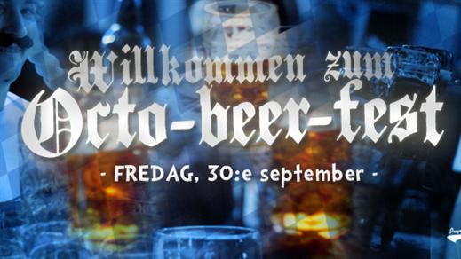 Bild för Octo-Beer-Fest Nymble 2016, 2016-09-30, Nymble