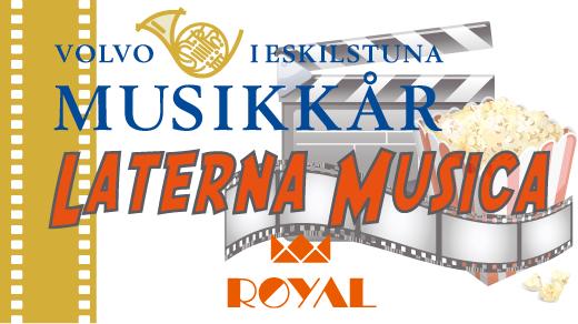 Bild för Laterna Musica med Volvo i Eskilstuna Musikkår, 2016-10-22, ROYAL-biografen