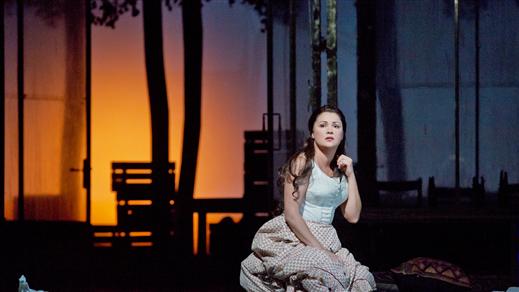 Bild för Eugen Onegin - LiveOpera från Met, 2017-04-22, Teatersalongen, Storsjöteatern