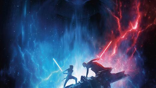 Bild för Star Wars: Rise of Skywalker, 2019-12-22, Bräcke Folkets hus
