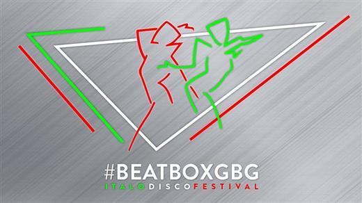 Bild för BeatBoxGbg 2019 - Italo Disco Festival, 2019-09-21, Musikens Hus