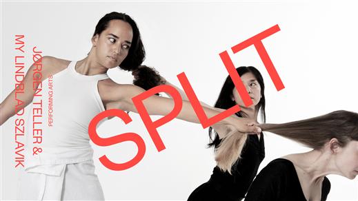 Bild för SPLIT - My Lindblad Szlavik & Jørgen Teller, 2021-10-01, Inkonst onumrerat