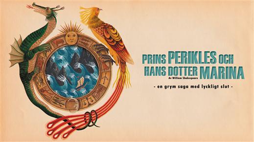 Bild för Prins Perikles och hans dotter Marina, 2022-01-29, Folkteatern i Gävleborg