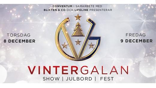 Bild för Vintergalan 2016 - 8/12, 2016-12-08, Conventum Arena