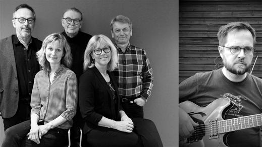 Bild för Local Heroes en kväll - två lokala grupper!, 2020-03-21, Hallsbergs Jazz- och Bluesklubb