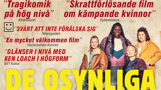 Bild för De osynliga, 2019-11-14, Emmaboda Folkets Hus