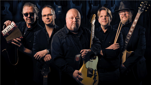 Bild för KALLE MORAEUS & bluesbandet Torrvrål, 2019-02-02, ROYAL-biografen